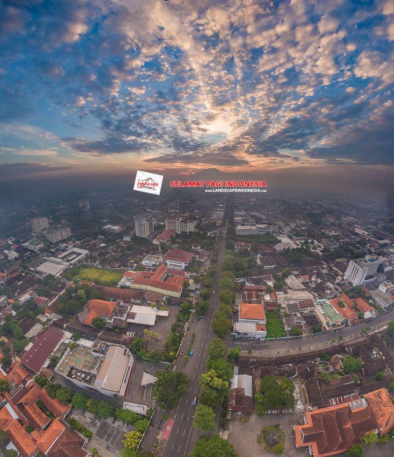 pagi drone landscapeindonesia 3 - Selamat Pagi Indonesia