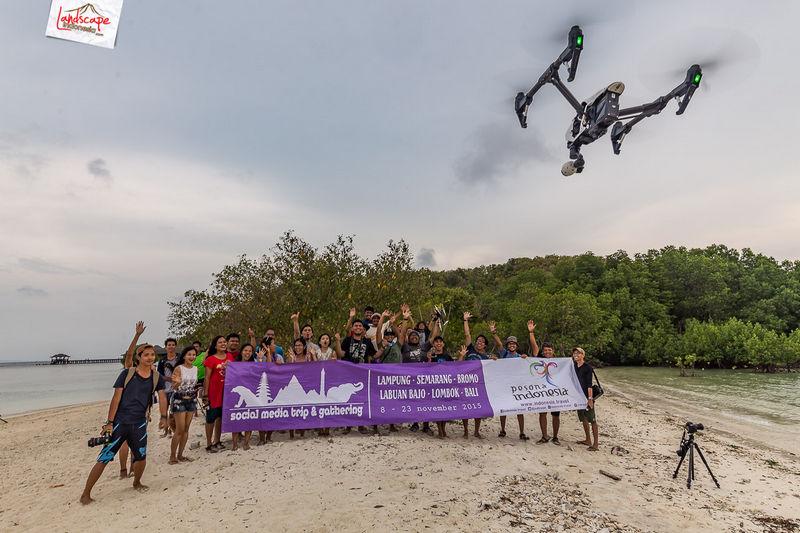 pesonaindonesia 03 - Lupakan waktu di Pulau Pahawang