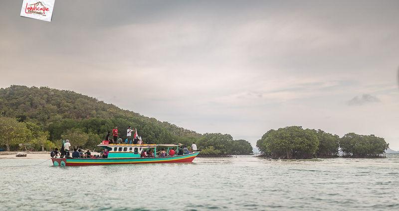 pesonaindonesia 05 - Lupakan waktu di Pulau Pahawang