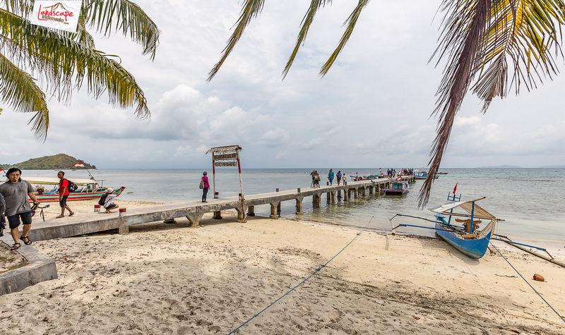 pesonaindonesia 06 - Lupakan waktu di Pulau Pahawang