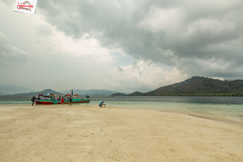 pesonaindonesia 07 - Lupakan waktu di Pulau Pahawang