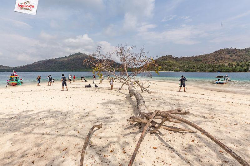pesonaindonesia 09 - Lupakan waktu di Pulau Pahawang