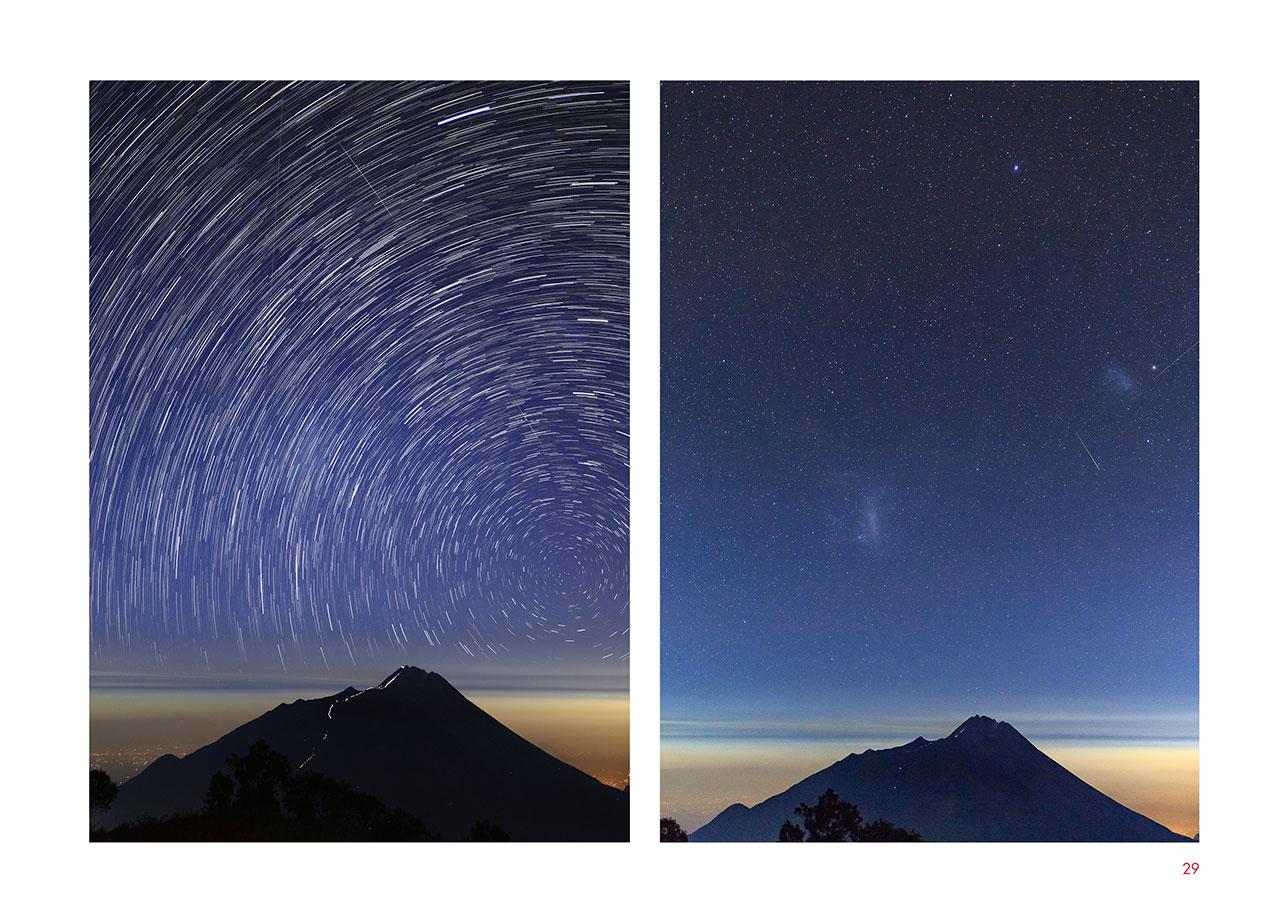 photobook merbabu 03 - Buku Merbabu : Pendakian bertabur bintang
