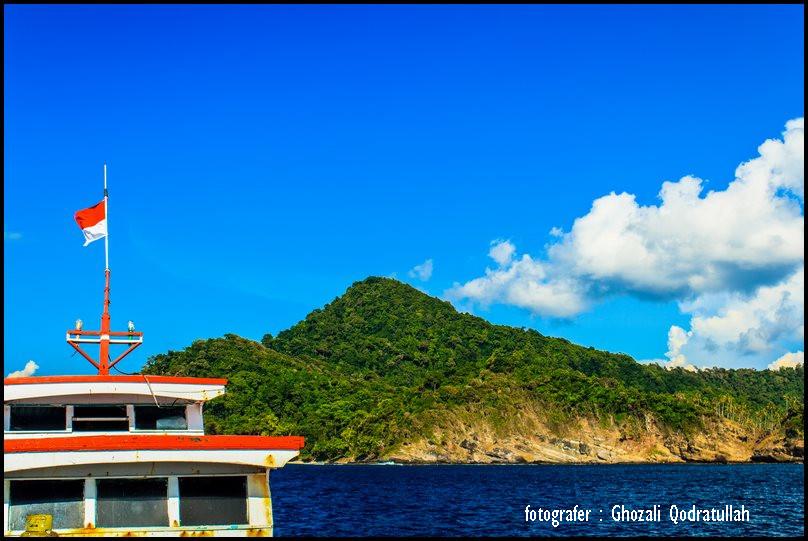 pulau beras 1. ghozaliq pulau nasi dari rute kapal motor menuju pulau beras - Pulau Beras, Pulau terbarat di Indonesia [seri pulau Aceh #2]