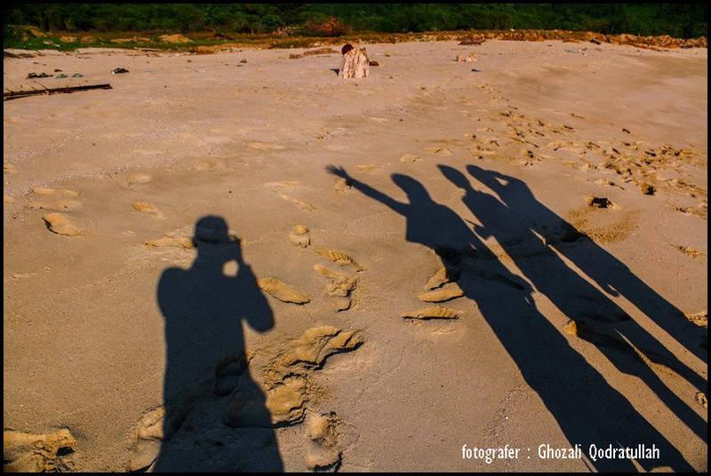 pulau beras 10. ghozaliq menyapa pasir putih - Pulau Beras, Pulau terbarat di Indonesia [seri pulau Aceh #2]