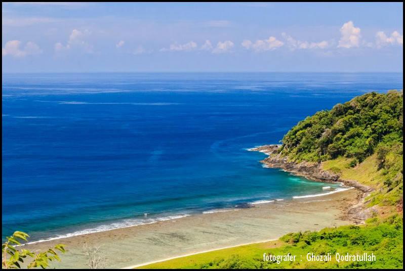 pulau beras 4. ghozaliq pemandangan sepanjang perjalanan - Pulau Beras, Pulau terbarat di Indonesia [seri pulau Aceh #2]