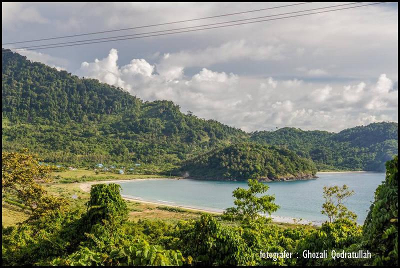 pulau beras 9. ghozaliq pantai balu dari barat - Pulau Beras, Pulau terbarat di Indonesia [seri pulau Aceh #2]