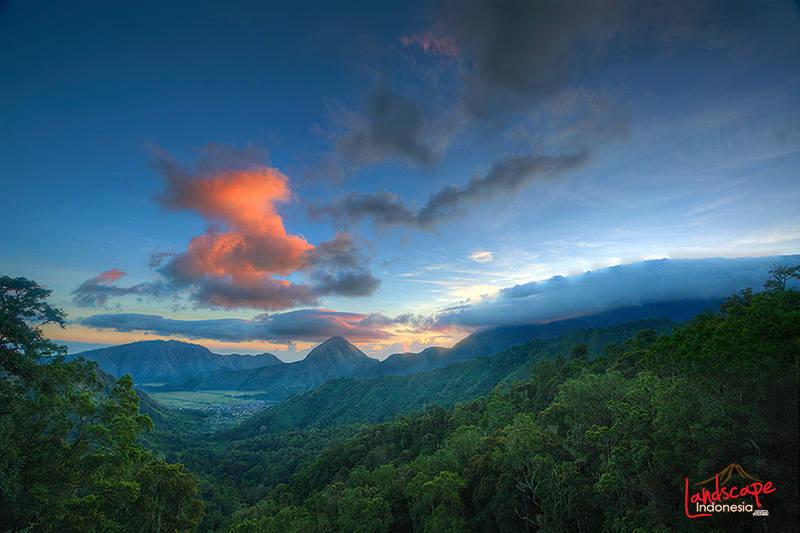 pusuk sembalun - Explore Lombok 2013