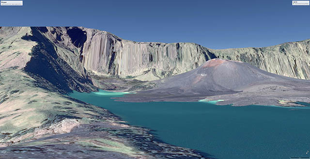 rinjani 1 tn - Google Earth Pro Free euy