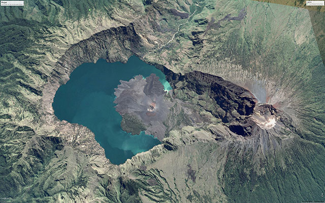 rinjani tn - Google Earth Pro Free euy