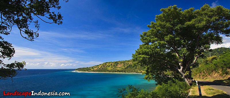 road to bangsal 1 20100506 1654443399 - lombok .. pulau impian pencinta foto landscape