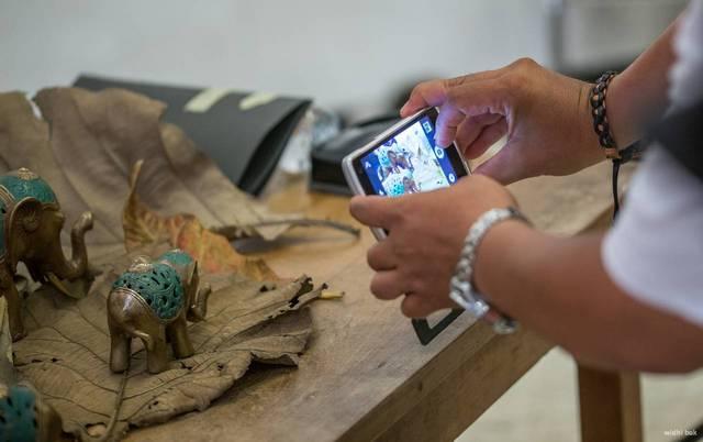 roy genggam workshop 025 - Belajar Hal Baru - Workshop Memotret Still Life bersama Roy Genggam