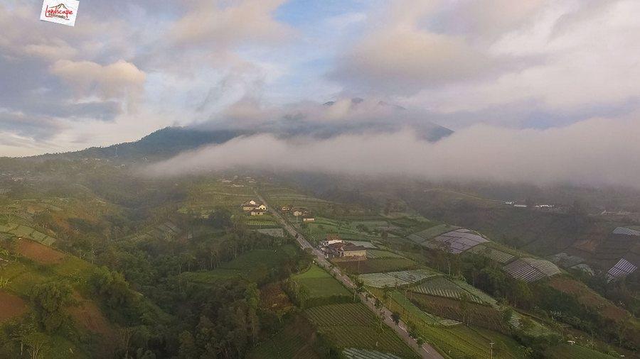 selo drone 7 - Selamat Pagi Merapi Merbabu