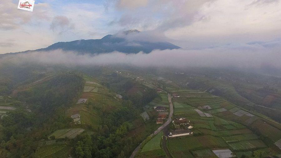 selo drone 9 - Selamat Pagi Merapi Merbabu