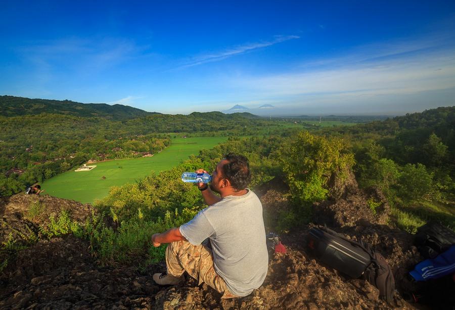 sepikul 4 - Gunung Sepikul : Menikmati pagi dari ketinggian
