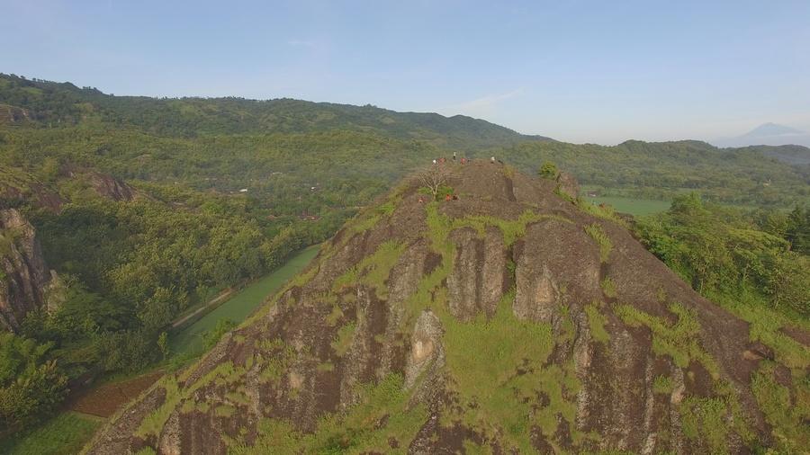 sepikul 6 - Gunung Sepikul : Menikmati pagi dari ketinggian