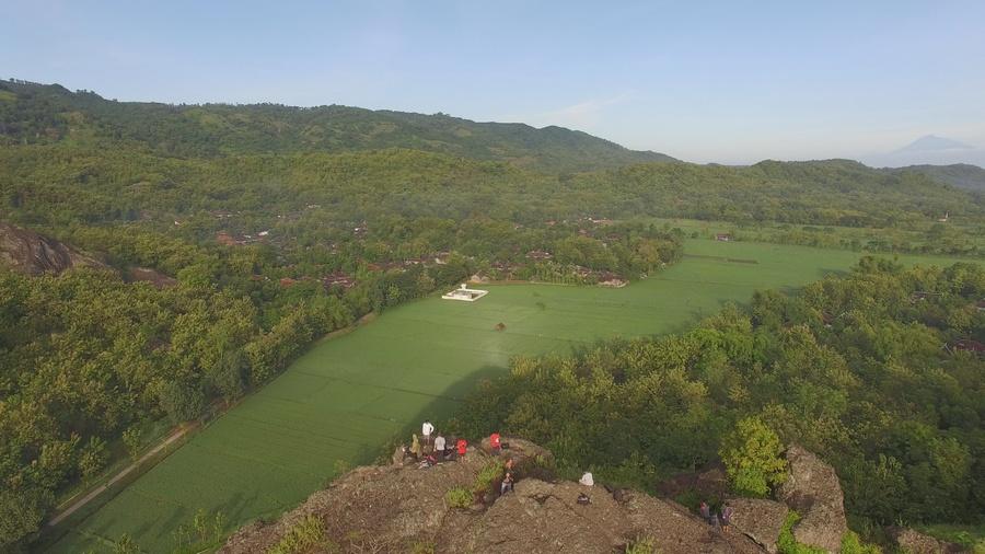 sepikul 7 - Gunung Sepikul : Menikmati pagi dari ketinggian