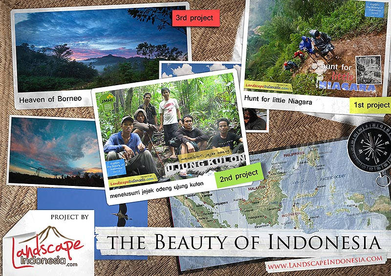 beauty of indonesia - the Beauty of Indonesia project