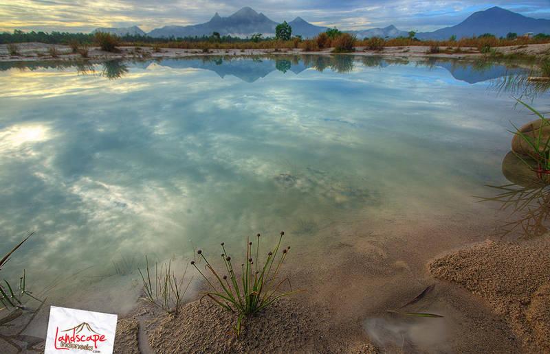 danau biru singkawang 01 - Singkawang, dari balik lensa LI
