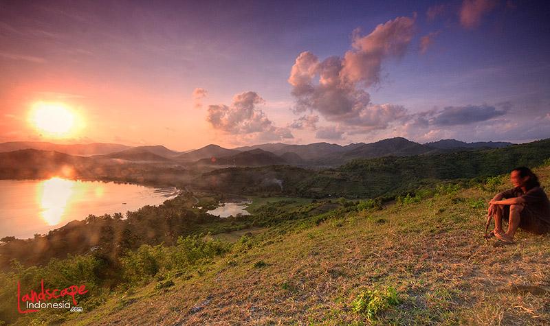 menikmati pagi - lombok (still) hidden paradise (2 pagi)