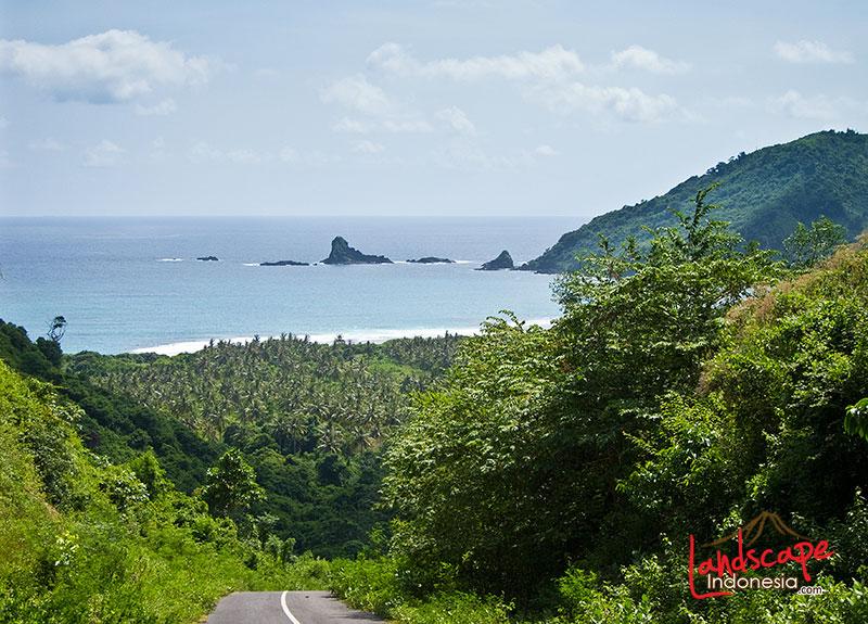 pantai mekaki view - lombok (still) hidden paradise - hari 3 sore