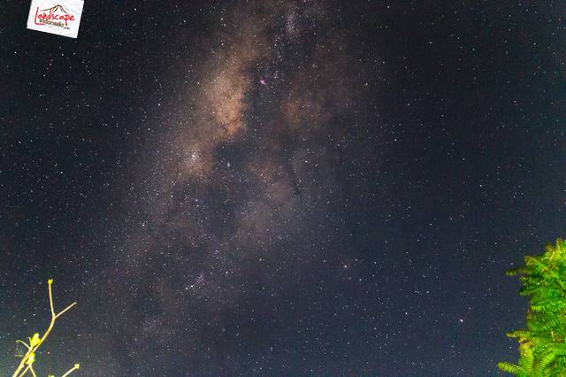test iso edit 12800 - Test high iso canon 6D untuk memotret milky way