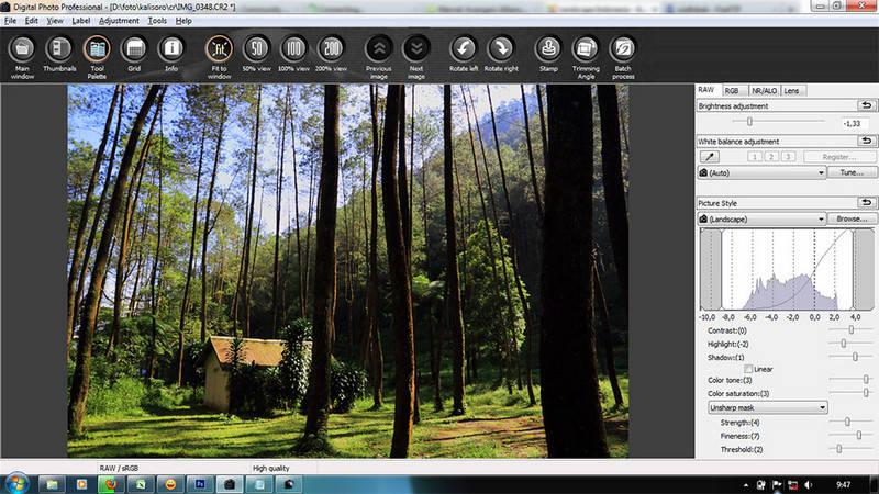 test raw 3 - test jpg/raw kamera canon 6D