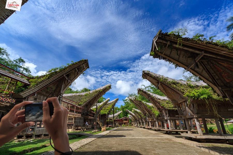 toraja 02 - Toraja - Budaya di Atas Awan