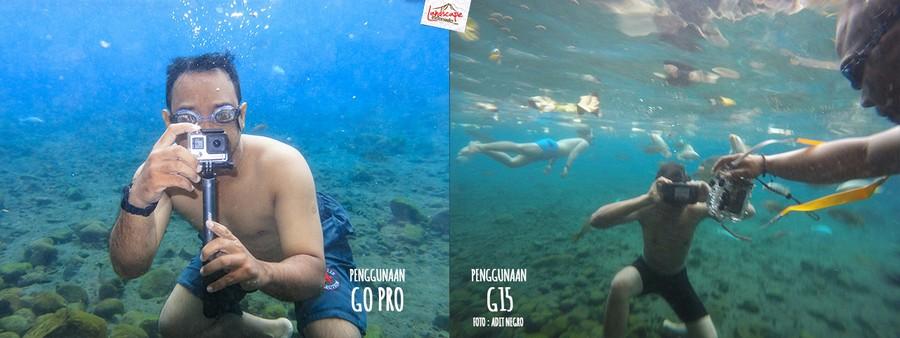 underwater3 3 - Test #3 Underwater Foto : Go Pro dan G15