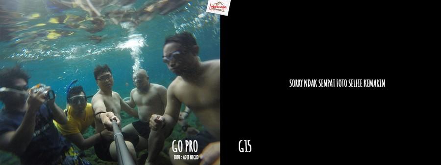 underwater3 6 - Test #3 Underwater Foto : Go Pro dan G15