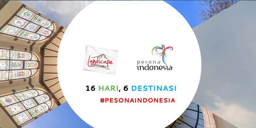 virtualtour pesonaindonesia1 - 16 Hari 6 Destinasi - Virtual Tour