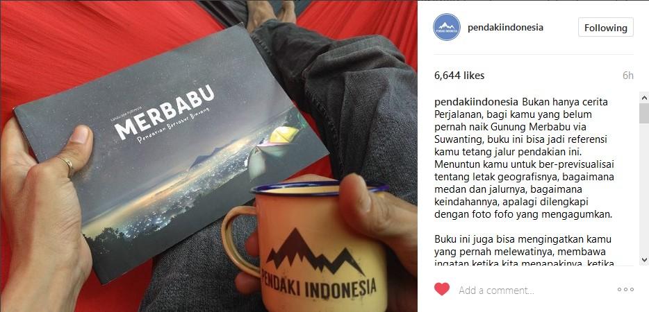Screenshot 547 - Buku Merbabu Pendakian Bertabur Bintang - Review