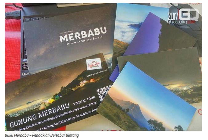 Screenshot 548 - Buku Merbabu Pendakian Bertabur Bintang - Review