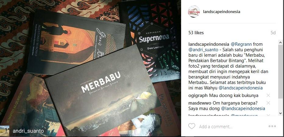 Screenshot 552 - Buku Merbabu Pendakian Bertabur Bintang - Review