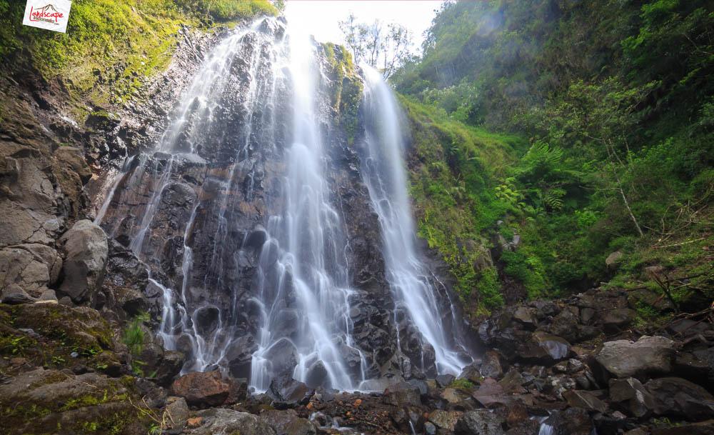 air terjun njalir 32 - Menjalin Langkah Menuju Air Terjun Njalin