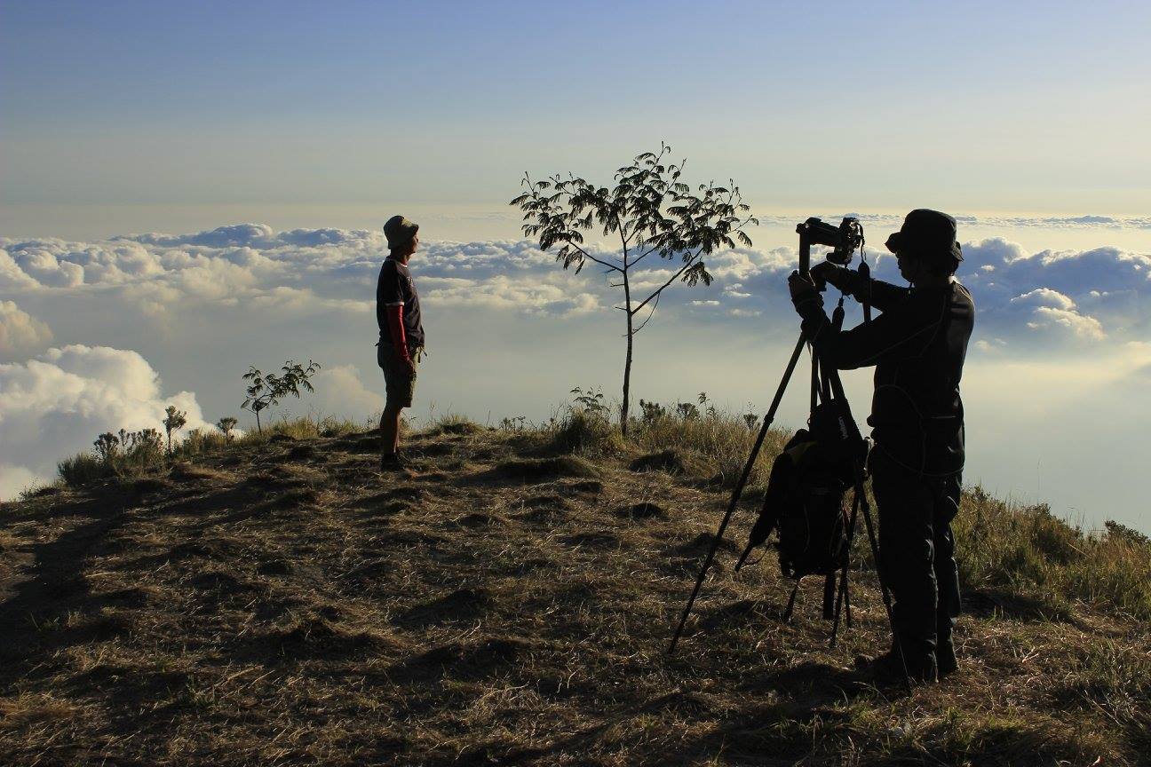 buku merbabu behind the scene 8 - Gunung Merbabu Virtual Tour