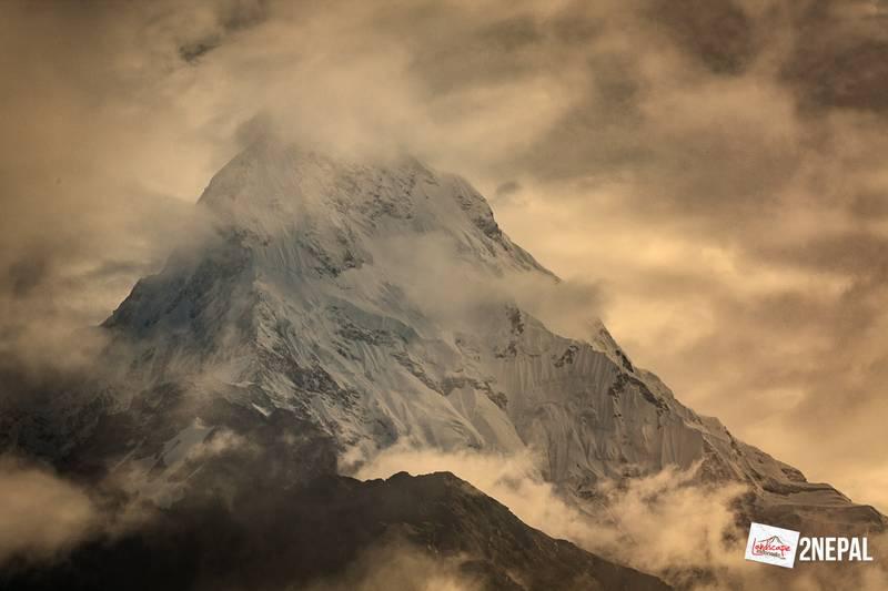 nepal 11 - Annapurna Base Camp Panorama 360