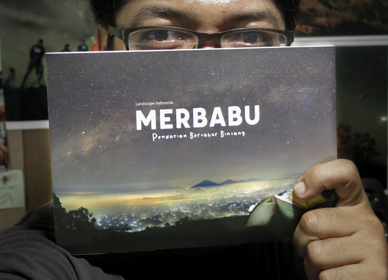 photobook merbabu 0 - Buku Merbabu : Pendakian bertabur bintang