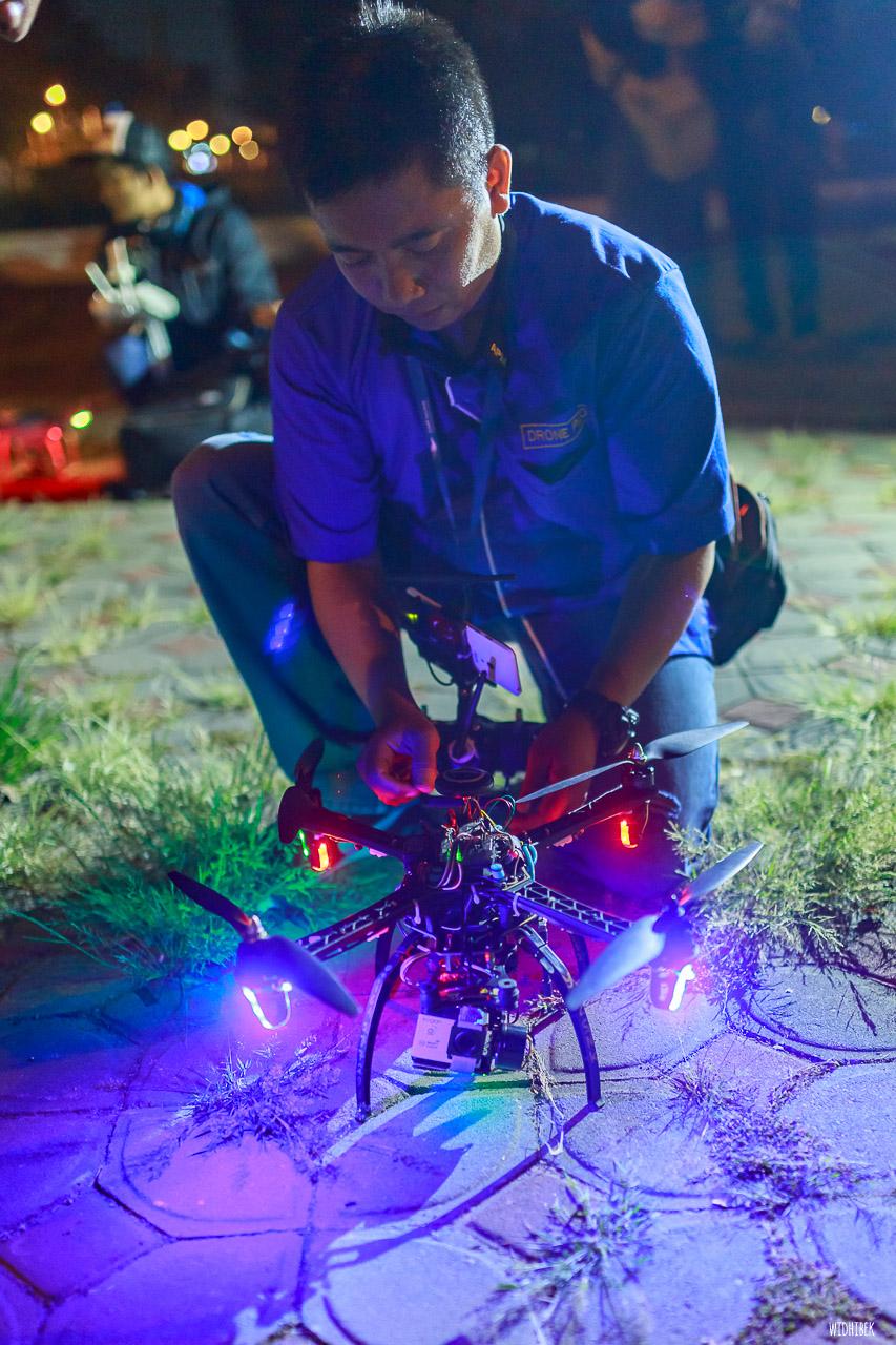 IMG 0622 - Buka Bersama Solo Drone Fly