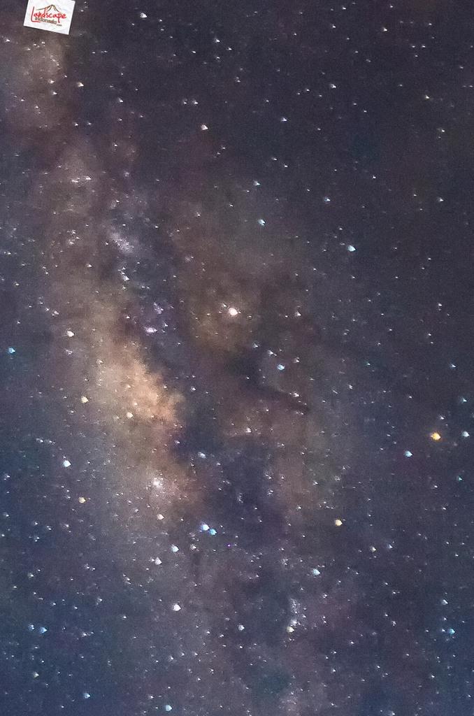 Lensa Samyang Fisheye 8mm memotret milky way 1 - Test Samyang Fisheye 8mm untuk Memotret Milky Way (mei 2017)