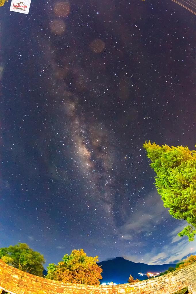 Lensa Samyang Fisheye 8mm memotret milky way 2 - Test Samyang Fisheye 8mm untuk Memotret Milky Way (mei 2017)