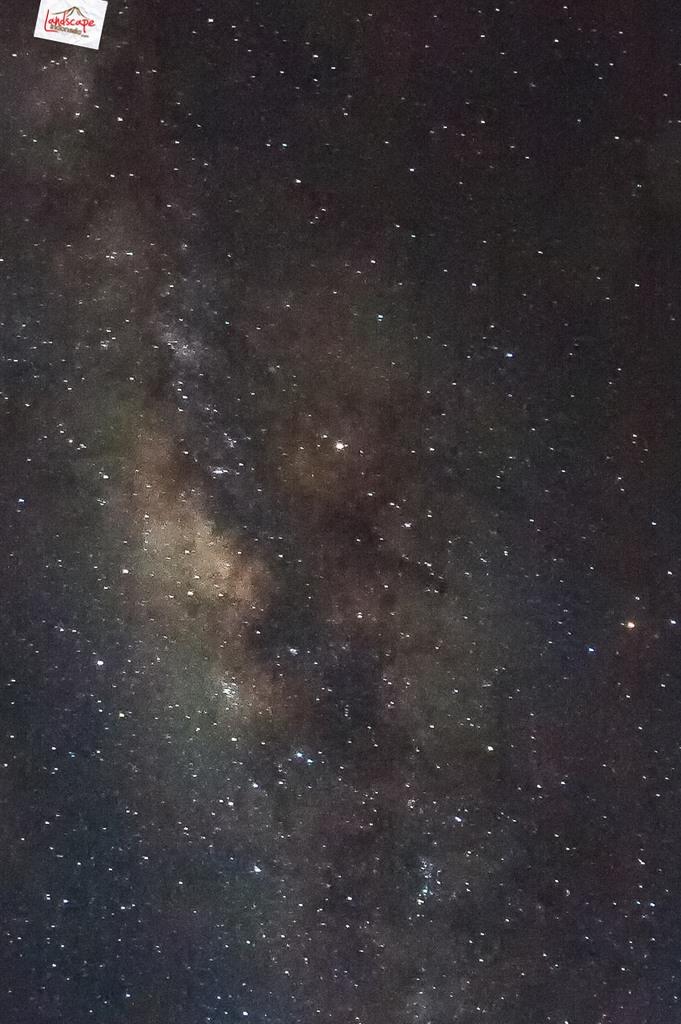 Lensa Samyang Fisheye 8mm memotret milky way 4 - Test Samyang Fisheye 8mm untuk Memotret Milky Way (mei 2017)