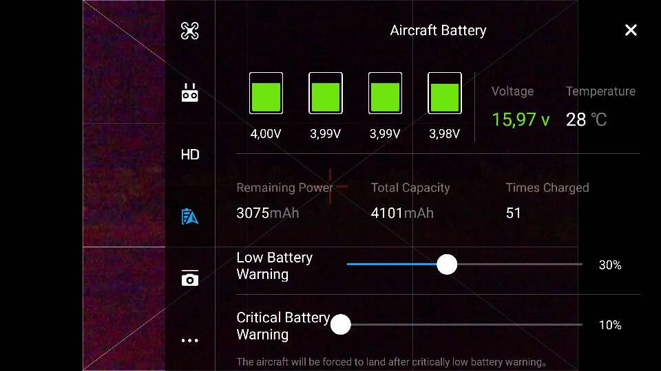 drone bromo 1 - Pembelajaran Drone di Bromo : Low Voltage Warning