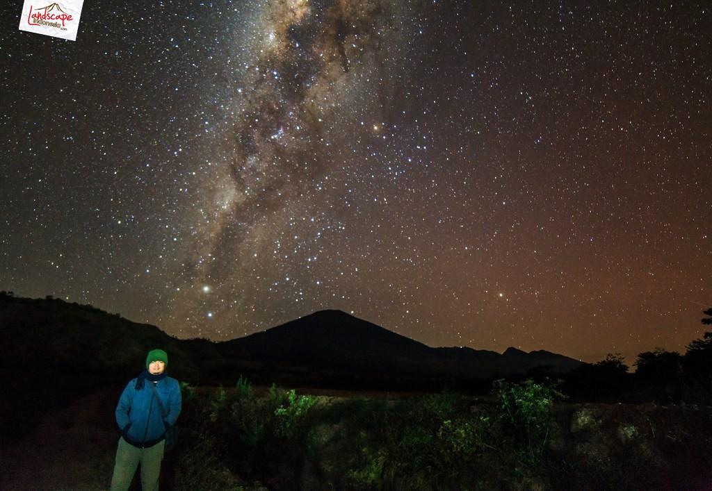 memotret milky way 1 1 - Beberapa Tips dan Solusi Memotret Milky Way untuk Pemula - Landscape Indonesia