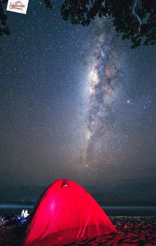 memotret milky way 12 1 - Beberapa Tips dan Solusi Memotret Milky Way untuk Pemula - Landscape Indonesia