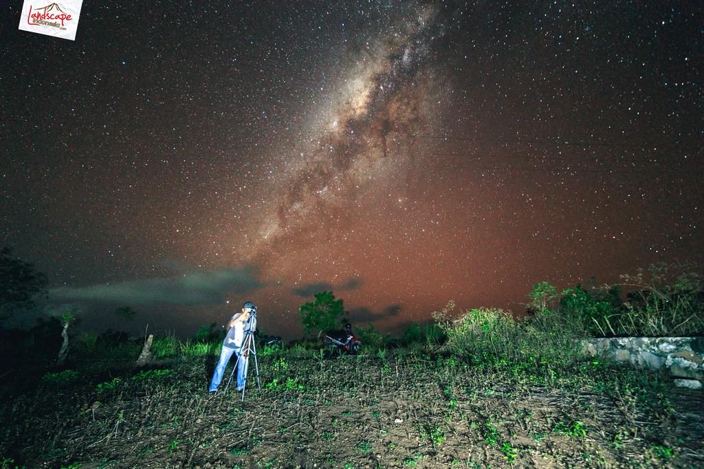 memotret milky way 4 1 - Beberapa Tips dan Solusi Memotret Milky Way untuk Pemula - Landscape Indonesia