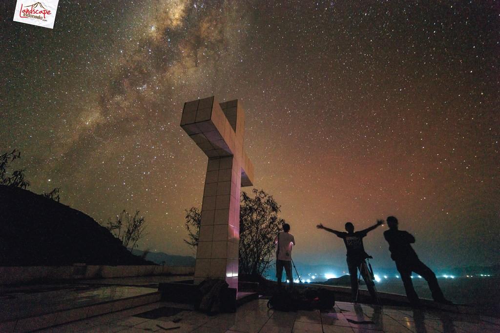 memotret milky way 5 1 - Beberapa Tips dan Solusi Memotret Milky Way untuk Pemula - Landscape Indonesia