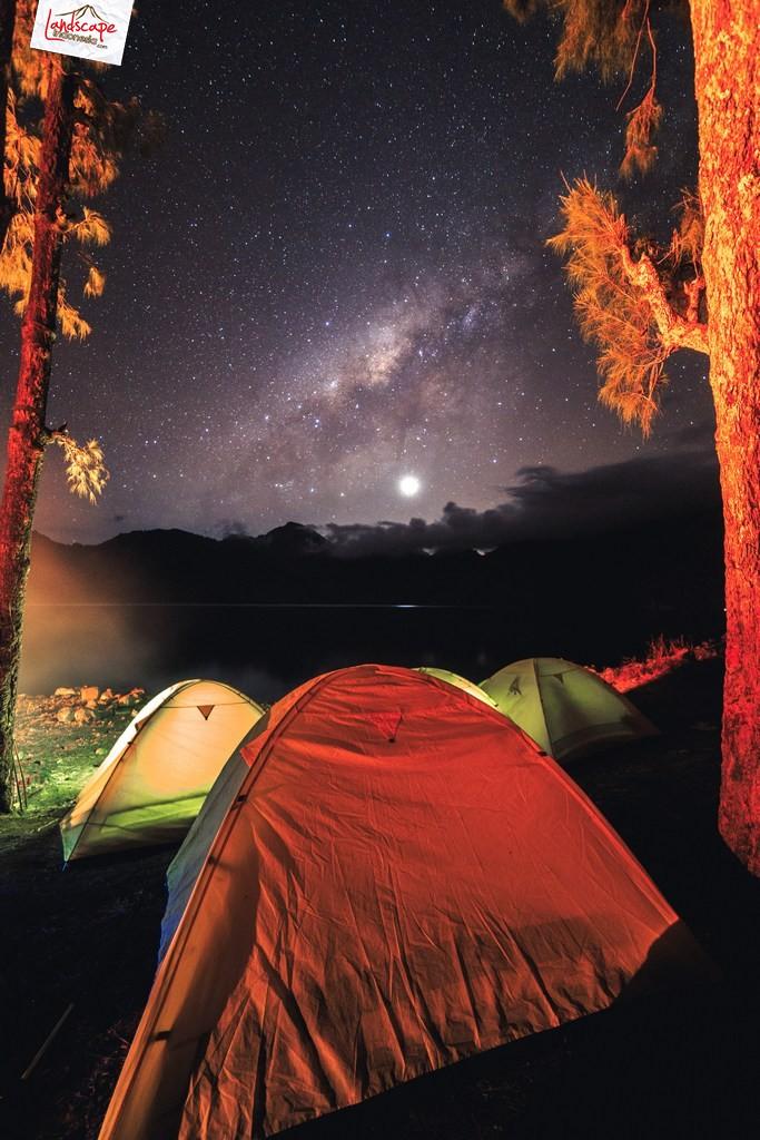 memotret milky way 7 1 - Beberapa Tips dan Solusi Memotret Milky Way untuk Pemula - Landscape Indonesia