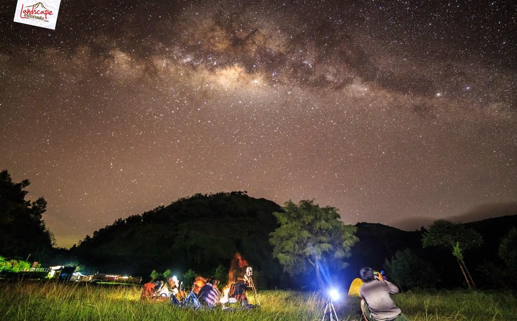 memotret milky way 9 1 - Beberapa Tips dan Solusi Memotret Milky Way untuk Pemula - Landscape Indonesia