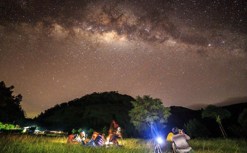 memotret milky way 9 1024x637 - Tips & Panduan Memotret Milky Way